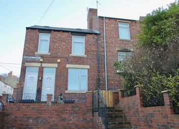 Thumbnail 2 bedroom flat to rent in Derwent Terrace, Burnopfield, Newcastle Upon Tyne
