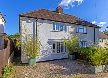 Thumbnail 3 bed semi-detached house for sale in Campfield Road, Hertford