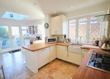 Thumbnail 3 bed detached house for sale in Lower Road, Old Bedhampton, Havant, Hampshire