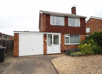 Thumbnail 3 bed property for sale in Dore Avenue, North Hykeham, Lincoln