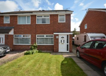 Thumbnail 3 bed detached house to rent in Guillemot Close, Crewe