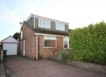 Thumbnail 3 bed bungalow to rent in Brighouse Close, Ormskirk