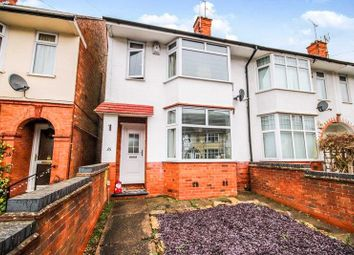 Thumbnail 2 bed end terrace house for sale in Highlands Avenue, Northampton