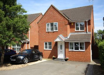 Thumbnail 4 bed detached house for sale in Sparrow Drive, Stevenage