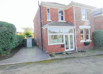 Thumbnail 3 bed detached house for sale in Woodside Drive, Hyde