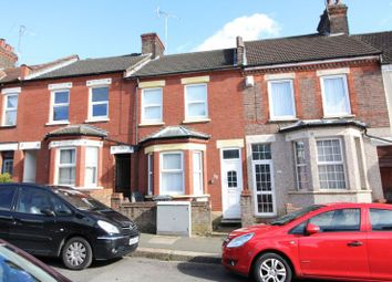 Thumbnail 4 bedroom terraced house for sale in Talbot Road, Luton