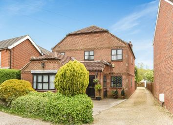 Thumbnail 6 bed detached house for sale in Green Lane, Warsash, Hampshire