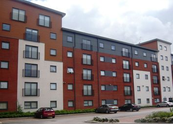 Thumbnail 1 bed flat for sale in Steele House, Lamba Court, Salford