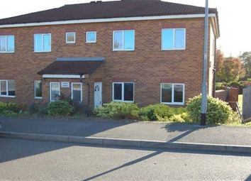 Thumbnail 2 bed flat to rent in Finch Court, Jennings Way, Burton Upon Trent, Staffordshire