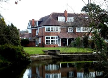 Thumbnail 4 bed semi-detached house to rent in Curzon Park North, Chester