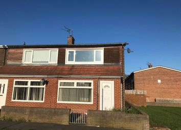 Thumbnail 2 bedroom terraced house to rent in Castleton Road, Jarrow