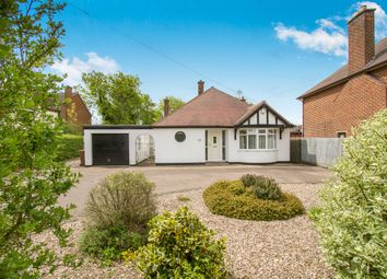 Thumbnail 2 bed detached bungalow for sale in Ashby Road, Hinckley