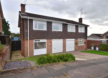 Thumbnail 3 bed semi-detached house for sale in Larchwood Drive, Tuffley