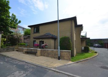 Thumbnail 2 bed flat for sale in Buckley View, Todmorden