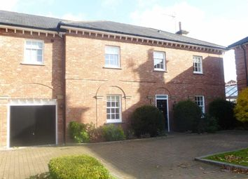 Thumbnail 4 bedroom mews house for sale in Lawton Hall Drive, Church Lawton, Stoke-On-Trent