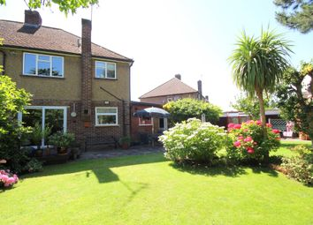 Thumbnail 3 bed semi-detached house for sale in Heath Close, Stanwell, Staines