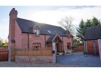 Thumbnail 4 bed detached house for sale in Hawkes Piece, Harvington