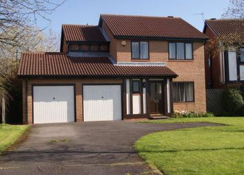Thumbnail 4 bed detached house for sale in Cookes Wood, Broompark, Durham