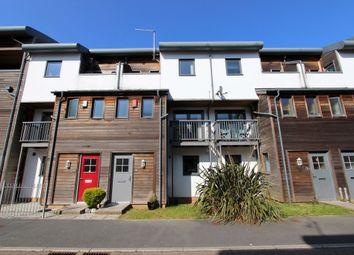 Thumbnail 4 bedroom town house to rent in Endeavour Court, Stoke, Plymouth