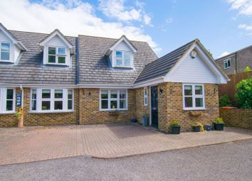 Thumbnail 3 bed semi-detached house for sale in Snatts Road, Uckfield