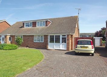 Thumbnail 2 bed bungalow for sale in Stanhope Avenue, Sittingbourne, Kent