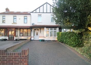 Thumbnail 3 bed terraced house to rent in Cranbrook Road, Barkingside