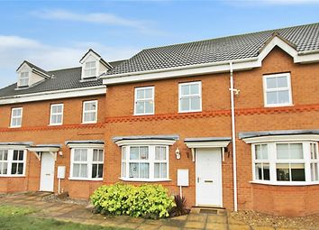 Thumbnail 3 bed terraced house to rent in Abbey Fields, Elstow, Bedfordshire