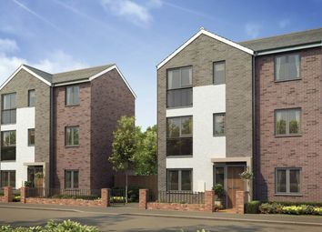"Thumbnail 4 bed town house for sale in ""The Irwell"" at Watkin Close, Off Plymouth View, Manchester"