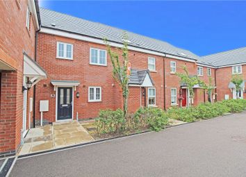 Thumbnail 3 bed town house for sale in Aitken Way, Loughborough, Leicestershire