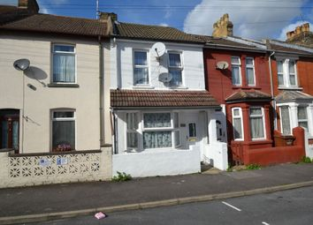 Thumbnail 3 bedroom terraced house for sale in Connaught Road, Chatham