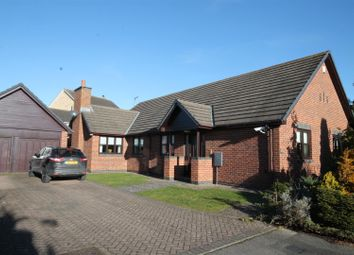 Thumbnail 3 bed detached bungalow for sale in Pennine Court, Fir Tree, Crook