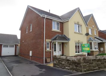 Thumbnail 3 bed detached house for sale in Worcester Court, Tonyrefail, Porth
