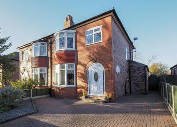 Thumbnail 3 bed semi-detached house for sale in Birch Avenue, Salford, Greater Manchester
