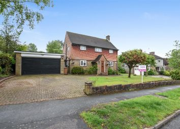 Thumbnail 4 bed detached house for sale in Chussex Cottage, Shelvers Way, Tadworth