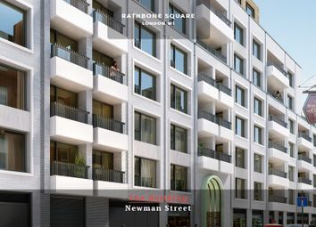 Thumbnail 1 bed flat for sale in Rathbone Place, Fitzrovia, London W1