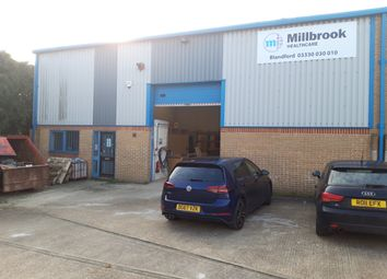Thumbnail Light industrial for sale in Unit 21 Uplands Way, Blandford Heights, Blandford