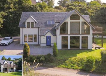 Thumbnail 5 bed detached house for sale in Glencruitten, Oban