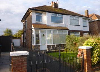 Thumbnail 3 bed semi-detached house to rent in Asland Gardens, Southport