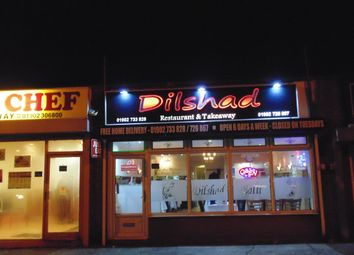 Thumbnail Restaurant/cafe for sale in Blackhalve Lane, Wolverhampton