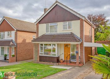Thumbnail 3 bed detached house for sale in High Wood Road, Roselands, Hoddesdon