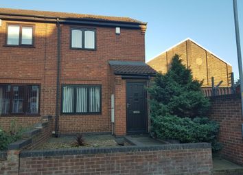 Thumbnail 2 bed semi-detached house for sale in 47 Lea Road, Gainsborough, Lincolnshire
