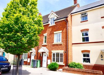 Thumbnail 4 bed terraced house for sale in Typhoon Way, Gloucester