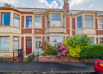 Thumbnail 3 bed terraced house for sale in The Avenue, St. George, Bristol