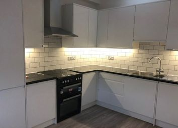 Thumbnail 3 bed flat to rent in Hatchlands Road, Redhill