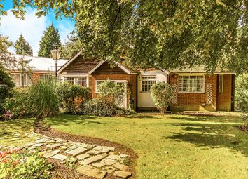 Thumbnail 2 bed bungalow for sale in Styal Road, Heald Green, Cheadle, Cheshire