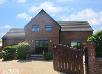 Thumbnail 5 bed detached house for sale in Monument Lane, Codnor Park, Ironville, Nottingham, Derbyshire