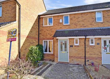 Thumbnail 2 bed terraced house for sale in Stratford Drive, Maidstone, Kent