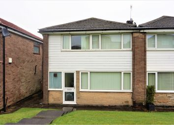 Thumbnail 3 bed semi-detached house for sale in Shawclough Way, Rochdale