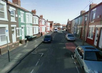 Thumbnail 3 bedroom terraced house to rent in Holbeck Street, Liverpool