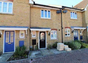 Thumbnail 2 bed terraced house for sale in Guernsey Way, Kennington, Ashford